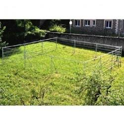 Rectangulaires renforçés 100 m² (10,70 m x 10,60 m)