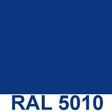 Bleu RAL 5010 Brillant